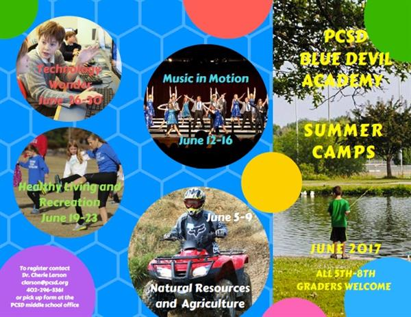 Summer Camps!