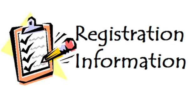 REGISTRATION 2021-2022 SCHOOL YEAR